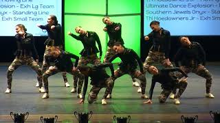 Ultimate Dance Explosion - Exhibition Large Team - 2018 CCA Showdown