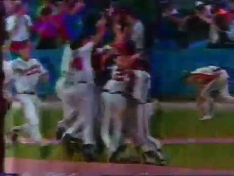 Atlanta Braves Opening Day 1992 TV Spot #1 (TBS)