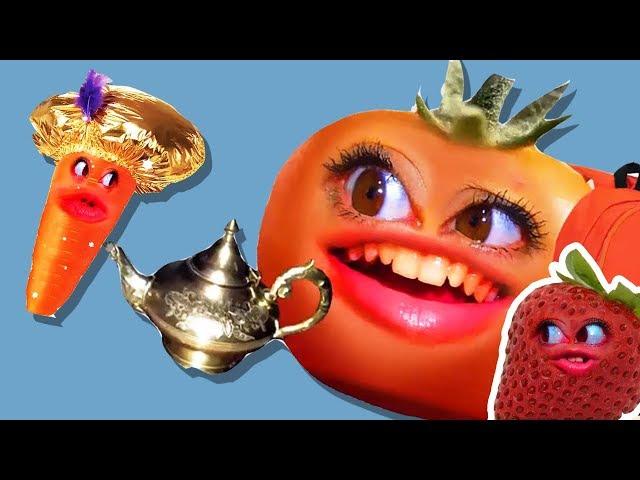 Tomat Lebay Sedang Menemukkan Lampu Ajaib !