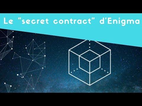 "Enigma crypto : Le ""secret contract"" va-t-il remplacer le smart contract ? $ENG"