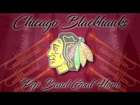 Chicago Blackhawks Pep Band Goal Horn