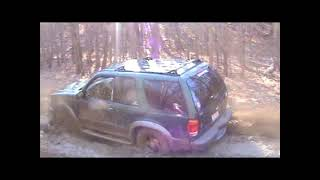 Stock Ford Explorer Vs Deep Mud