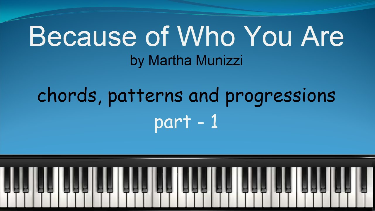 Because of who you are tutorial youtube because of who you are tutorial play simple chords hexwebz Image collections