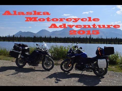 Alaska Motorcycle Adventure 2015