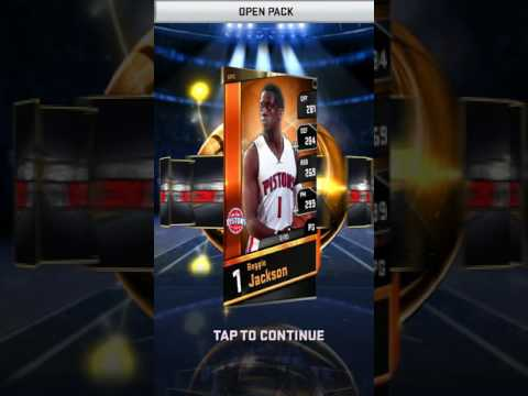 MyNBA2k17 - 15,000 Pack Opening Without Fail Edit!