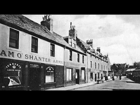 Old Photographs Kilmarnock Scotland