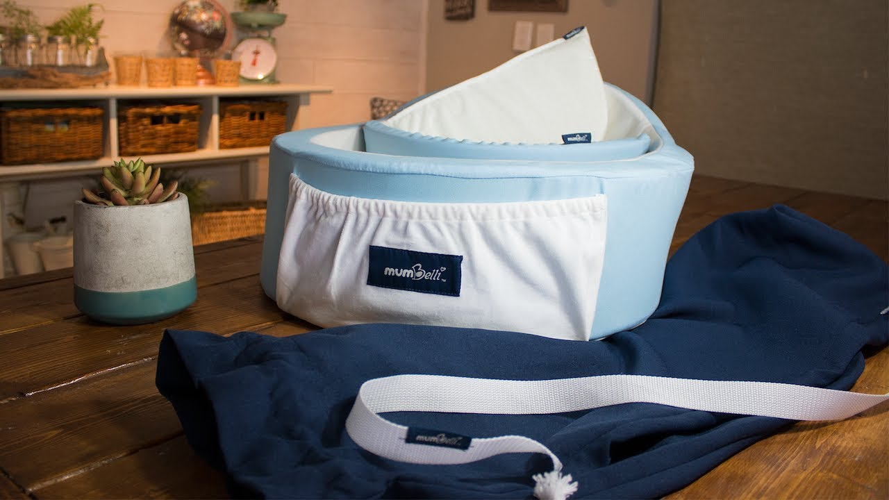 Wonderbaarlijk Unboxing Mumbelli baby bed, a loving transition from womb to world GT-61