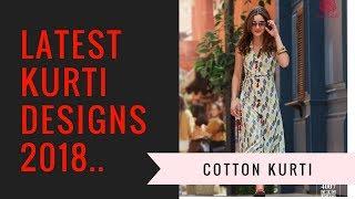 Latest Kurti Design 2018 || Kurta For Women || New Kurti Design 2018 || Designer Kurti Online