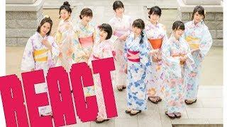 Vidéo réaction au clip de Kon'ya Dake Ukaretakatta des Tsubaki Fact...