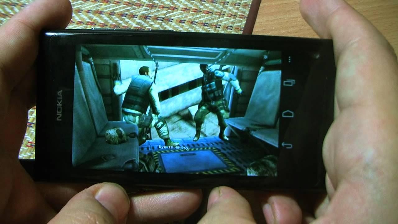 Нокиа N9 игры скачать
