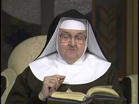 Mother Angelica Live - SIGNS, DO YOU SEE THEM? April 1 1997