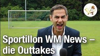 Sportillon WM News – die Outtakes