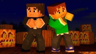 Прохождение карт в Minecraft: ВЕСЕЛЫЙ ХЭЛЛОУИН!