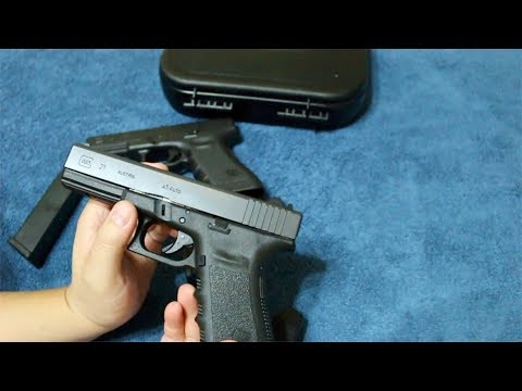 [ASMR Hype] Why you NEED to buy a GLOCK