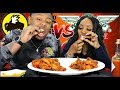 Download BUFFALO WILD WINGS VS. WING STOP. FT BLOVESLIFE 🔥WHO'S HOTTER?? (BLAZIN vs. ATOMIC) 🔥🔥🔥