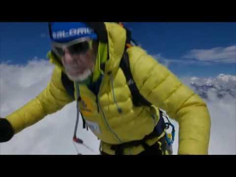 """Carlos Soria intenta la cima del Dhaulagiri """"Estuvimos muy cerca de tocar el cielo"""""""