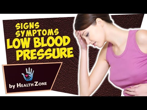 4 Signs You Might Have Low Bloodstream Pressure