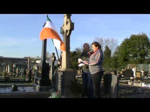 Comóradh na nGael. An Srath Bán. Co Thír Eoghain. 17/04/2017