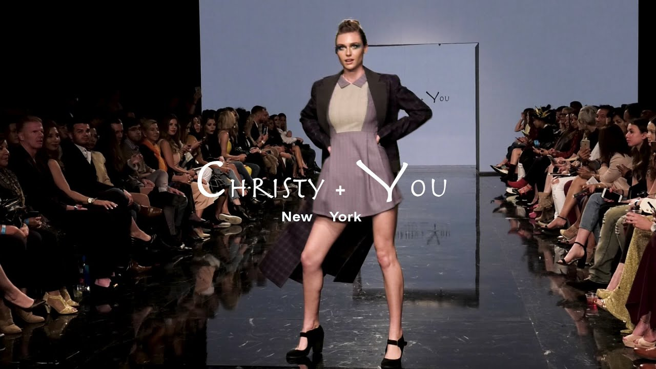 Christy + You at Los Angeles Fashion Week FW/19 Powered by Art Hearts Fashion LAFW