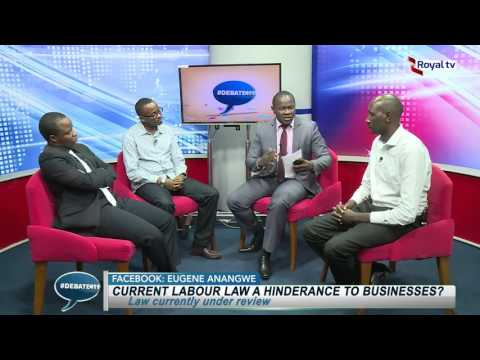@Debate411 discusses Rwanda Labour Law Review (PART 1)