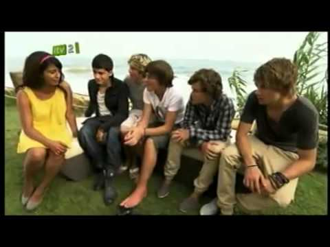 One Direction - Judges' Houses - Xtra Factor 2010