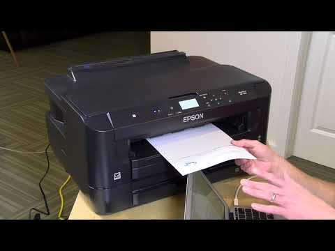 How To Use New Epson Printers With Chromebooks And ChromeOS