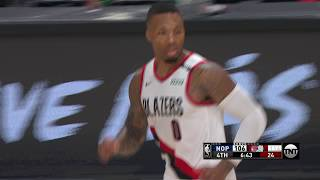 New Orleans Pelicans vs Portland Trailblazers | November 1, 2018