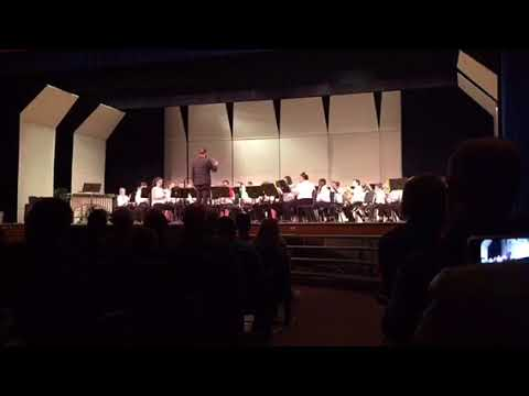 Armory by Randall Standridge ~ Queensbury Middle School Band