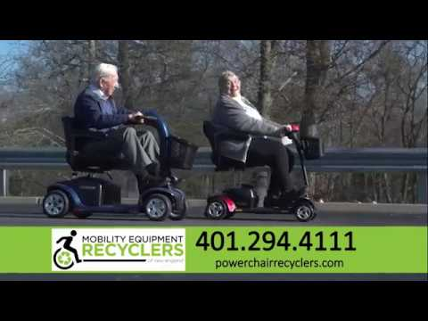 Mobility Equipment Recyclers - Rhode Island TV Commercial
