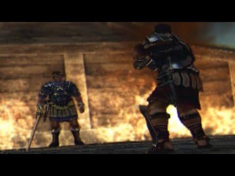 Shadow of Rome - Final Boss Antonius & Ending Credits