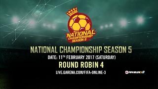 National Championship Season 5 - Round Robin 4