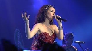 Natalia Oreiro Me Muero De Amor Saint Petersburg 12 12 2013