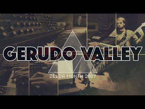 VGM #124: Gerudo Valley (Ocarina of Time) #ZELDAMONTH Ft. RichaadEB & Allison Waters#