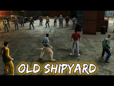 Yakuza 6: The Song of Life - Long Battles: 6 - Old Shipyard (LEGEND)