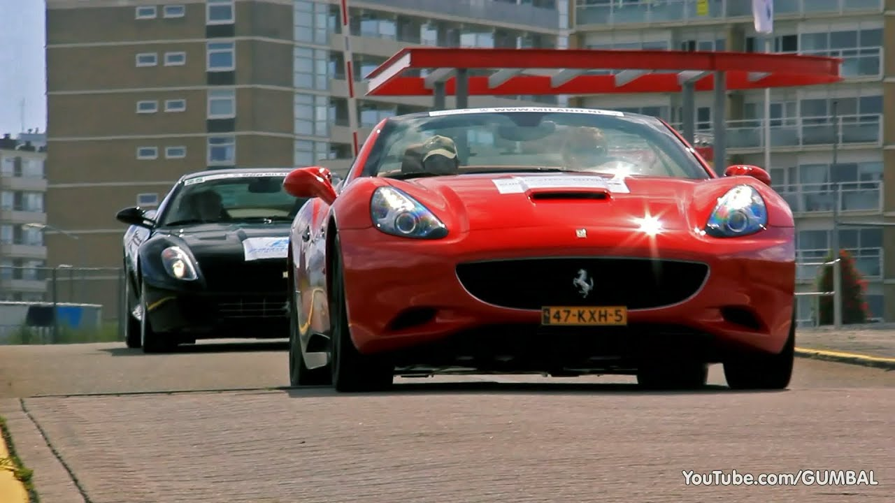 Ferrari California 599 Gtb Fiorano Lovely Sounds