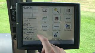 PLM™ IntelliView IV Display Navigation