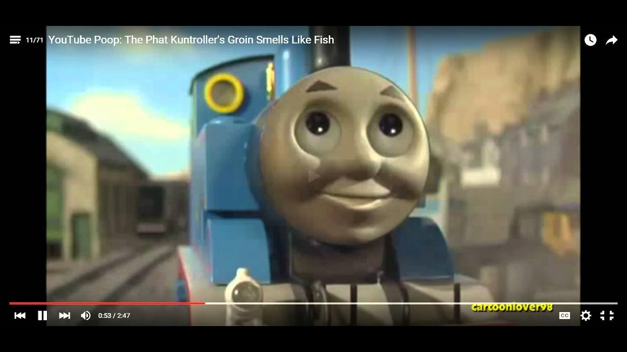 activistvictor youtube poop the phat kuntroller 39 s groin