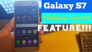 Samsung Galaxy S7/S7 Edge Brilliant Secret Hidden Feature