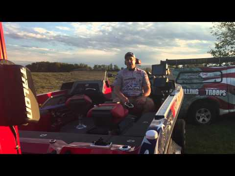 Minn Kota & Talon Pro - Mark Courts shares his NWT update