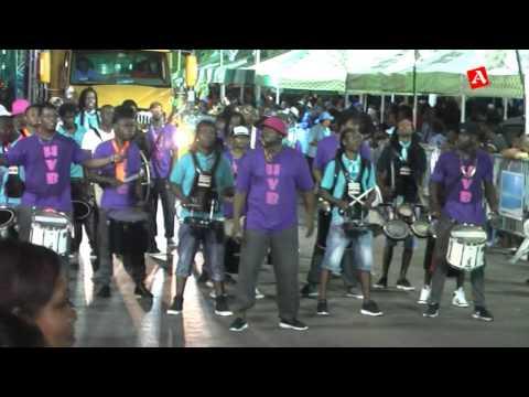 Tiener Karnaval Parade 2015 Curacao