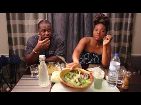 Muk Bang 먹방 - Pan African Vegan Cuisine