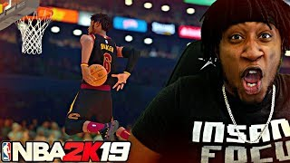 ALL-STAR WEEKEND SLAM DUNK CONTEST! OMG!! CAM KILLED THE BEST DUNK CONTEST EVER! - NBA 2K19 MyCAREER