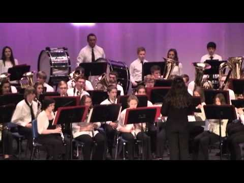 West Bend High School Spring 2015 Band Concert