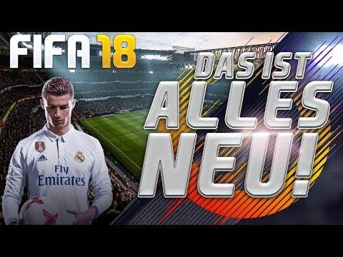FIFA 18 ● DAS IST ALLES NEU!