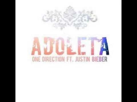 One Direction - Adoleta & Justin Bieber [New Single] [2013] Lycris