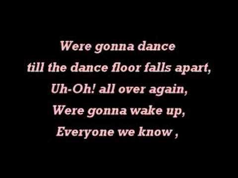 Breakout - Miley Cyrus - Instrumental / Karaoke with Lyrics on Screen