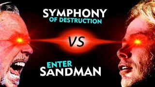 Metallica vs Megadeth: Stockest Songs Comparison 🥩
