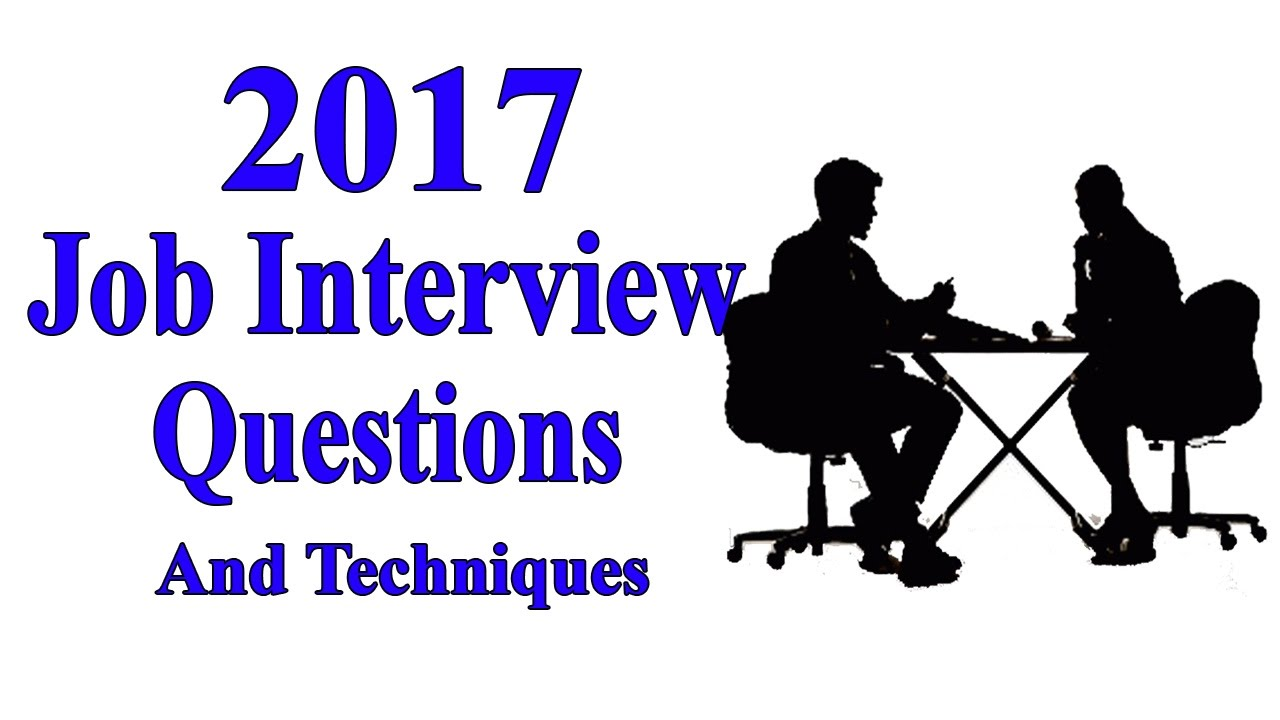 successful job interview 2017 successful job interview 2017
