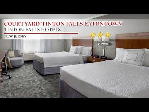 Courtyard Tinton Falls Eatontown - Tinton Falls Hotels, New Jersey