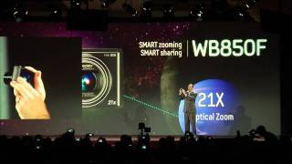 Smart Cameras and Camcorders - Samsung CES 2012
